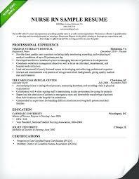 Resume Profile Examples For Rn Also Nursing Sample To Prepare Inspiring