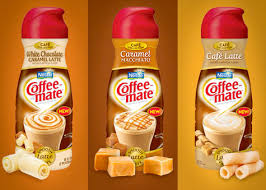Coffee Mates 3 New Flavors 1st On The Left Is One Being Reviewed