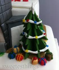 Christmas Trees Kmart by Kmart Bd Team Christmas Cake 2011 Cakecentral Com