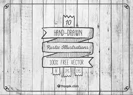 Free Rustic Illustrations In Vector Format
