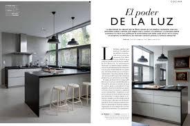 Cocinas SANTOS BREZO en la revista INTERIORES Brezo blog