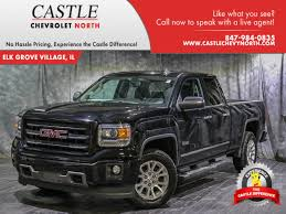 100 Sierra Trucks For Sale Certified PreOwned 2015 GMC 1500 SLT Extended Cab Pickup In