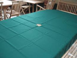 Patio Tablecloth With Umbrella Hole by Tablecloth With Umbrella Hole Temple U0026 Webster