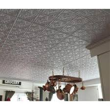 White Tin Ceiling Tiles Home Depot by Global Specialty Products Dimensions Faux 2 Ft X 4 Ft Tin Style