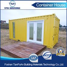 100 Shipping Container House Kit China 20FT High Quality Luxry Design Homes