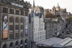 100 Edinburgh Architecture Luxury Hotel Rises From A Historic Gap Site In