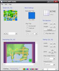 tool nameless tile map editor ntme the pokécommunity forums