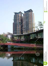 100 Apartments In Taiwan Autumn Red Valley Park Residential Taichung