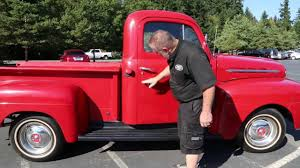 100 International Truck Sales 1952 Ford PU SOLD Dragers Classic 206