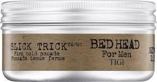 amazon com bed head for men slick trick pomade 2 65 fluid ounce