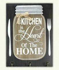 Mason Jar Kitchen Decor Wonderful Ideas About On
