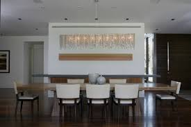dining room of Modern Interior Design for Big House