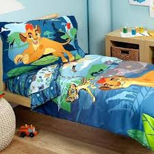toddler bed duvet covers lion guard adventure 4 piece toddler