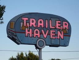Trailer Park Signs Hayward CA
