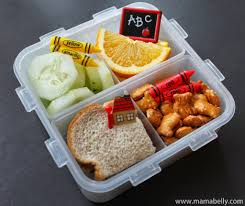 This Lunch Is For My 5 Year Old Daughter She Loves To Have A Choice But Really Only Needs 1 2 Sandwich Fruit Veggies And Dry Snack