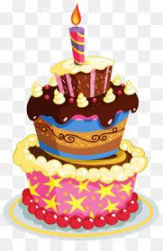 Birthday cake Clip art Birthday Cake PNG Transparent