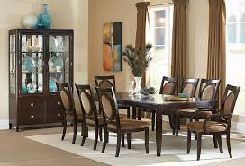 Modern Dining Room Sets With China Cabinet by Amazon Com Steve Silver Company Montblanc Table With Two 18