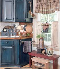 Primitive Kitchen Decorating Ideas Creating Decor Absolutely Darling