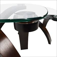 Raymour And Flanigan Living Room Tables by Coffee Table 58 Off Raymour And Flanigan Modesto Glass Second Hand