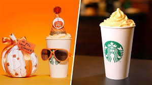 Starbucks Pumpkin Latte 2017 by Pumpkin Spice Whipped Cream Is Back At Starbucks Today Com