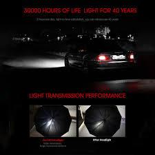 osram 9005 hb3 1000w white 6000k high beam led headlight bulb kit