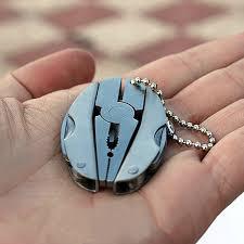 fonction le de poche cing portable en plein air mini escamotable multi fonction