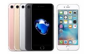 iPhone 7 vs iPhone 6 specs parison