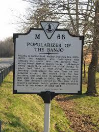 VA M68 Popularizer of the Banjo