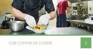 commi de cuisine cqp commis de cuisine asforest centre de formation en