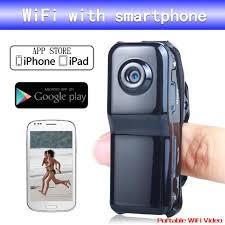 Mini Hidden Camera For Bathroom by Mini Wifi Wireless Hidden Spy Security Nanny Camera Camcorder