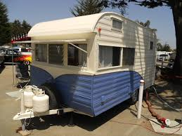 100 Restored Vintage Travel Trailers For Sale Aljoa Trailer Pictures And History From OldTrailercom