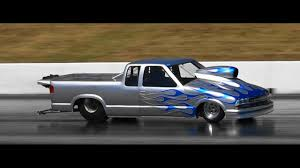 100 Pro Stock Truck SPINOZZI RACING PRO STOCK TRUCK 735 181 MPH