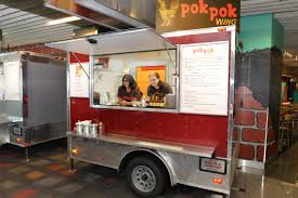 Snack Saturday: Food Trucks At PDX Airport - Stuck At The Airport