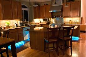 how to install lights kitchen cabinets how to install led