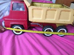 100 Pink Tonka Truck Vintage 1970s Large Hydraulic Dump In Leicester