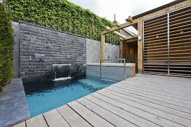 Small Swimming Pool Design Fair Amazing Designs