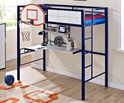 Marilyn Monroe Bedroom Furniture by Twin Size Hoops Basketball Loft Bed 14y2002bb Powell Furniture