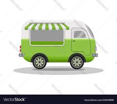 100 Green Food Truck Street Food Truck Concept Street Food Vehicles