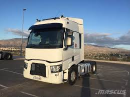 Renault T480 SLEEPER CAB_truck Tractor Units Year Of Mnftr: 2014 ...
