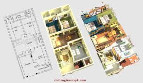 Download 6 Bedroom House Plans In Pakistan