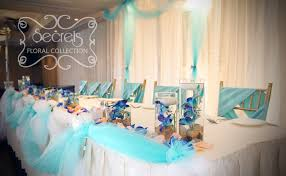 Blue Flowers Beach Wedding Decoration 7 Hd Wallpaper