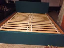 ikea skorva steel metal midbeam support beam for ikea bed frame