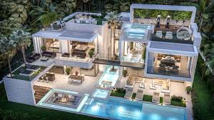 100 Villa In Dubai Architecture Construction Luxury Villa In In 2019
