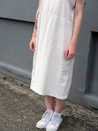 shop boswell vintage simple cotton dress garmentory
