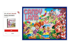 Candyland Candy Land Board Game