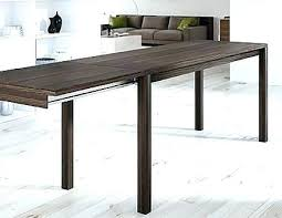 Dining Room Table Extension Slides Home