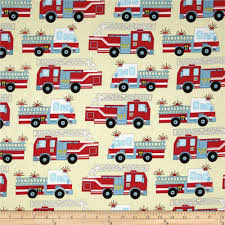 Firehouse Friends Engine No. 9 Cream From @fabricdotcom Designed By ... Fabric For Boys At Fabriccom Firehouse Friends Engine No 9 Cream From Fabricdotcom Designed By Amazoncom Despicable Me Minion Anti Pill Premium Fleece 60 Crafty Cuts 15 Yards Princess Blossom We Cannot Forget Our Monster Truck Fabric Showing The F150 As It Windham Designer Fabrics Creativity Kids Deluxe Easy Weave Blanket Ford Mustang Fleece Fabric Blanket