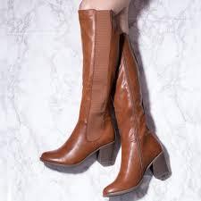 socotra tan knee high tall boots from spylovebuy com