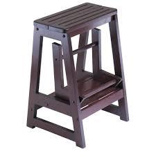 Cosco Retro Chair With Step Stool Black by Kitchen Step Stool Design U2014 Steveb Interior