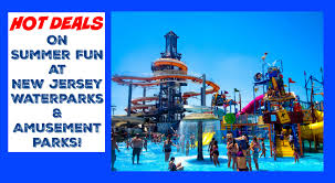 Halloween Attractions In Nj 2014 by Deals On Summer Fun At Nj Waterparks U0026 Amusement Parks